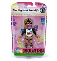 """Five Nights at Freddys CHOCOLATE CHICA FNAF 5"""" Action Figure NIB - $16.95"""