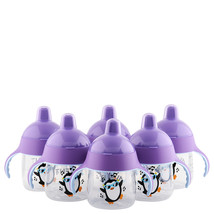 Philips Avent My Little Sippy Cup Purple 6 Ct 9 oz  - $35.11
