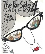 The Far Side Gallery 4 by Gary Larson 1994 Paperback Forward by Robin Wi... - $5.99