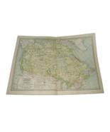 Vintage Canada Newfoundland The Map CENTURY DICTIONARY AND CYCLOPEDIA 19... - $19.79