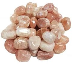 1 lb Red Calcite tumbled stones - $27.99