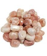 1 lb Red Calcite tumbled stones - $27.99