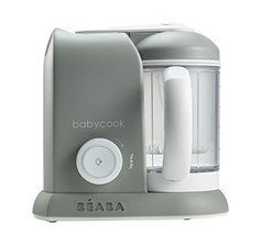 BEABA Babycook 4 in 1 Steam Cooker & Blender and Dishwasher Safe, 4.5 Cu... - $191.40