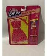 BARBIE DOLL 1983 VINTAGE FASHION FUN PERFECTLY PINK 4805 Sealed - $25.00