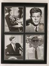 President John F Kennedy JFK  Framed 18x24 Photo Collage - $89.09