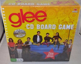 Glee CD Board Game Sealed 2010 - $15.99