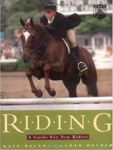 Riding :  A Guide for New Riders :  New Softcover   @ZB - $10.95