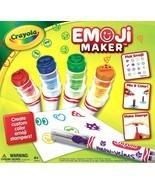 Crayola Emoji Stamp Maker, Marker Maker, Gift, Ages 6, 7, 8, 9, 10, 11, 12 - $29.69