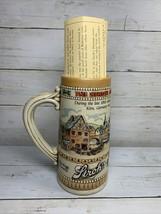 VintageStrom's Heritage Series II Beer Stein Beer Mug With Card - $11.59