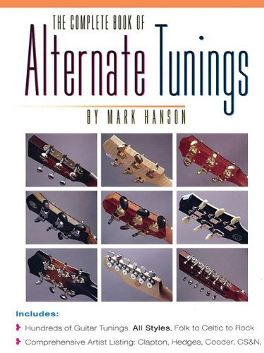 The Complete Book of Alternate Tunings (The Complete Guitar Player Series) [Pape