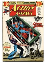 Action Comics #421 1973-SUPERMAN - 1st Appearance Of Captain Strong - £32.98 GBP