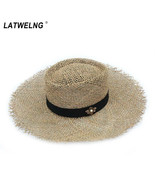 Hats For Women Hollow Breathable Straw Sun Hat New Original Design Bee B... - $17.69