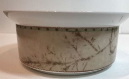 "Dansk ""FERN"" Round Vegetable Bowl International Designs Portugal NR/CC - $39.59"