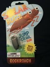 Solar Bugz Cockroach *New On Card* j1 - $8.99