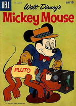 Mickey Mouse (Walt Disney's…) #64 FN; Dell | save on shipping - details ... - $12.99