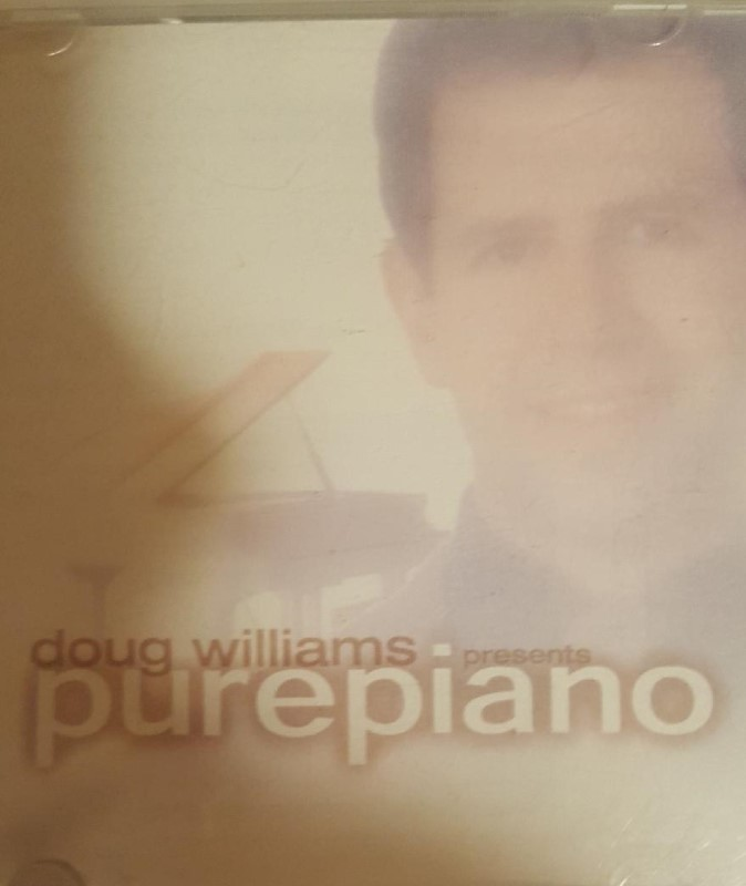 Purepiano by Doug Williams Cd