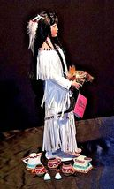 Vintage Paradise Galleries Native American Doll AA18-1283 image 4