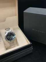 Bvlgari Watch Caliber B130 Automatic Chronograph - $4,632.00