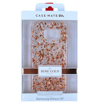 Case-Mate Karat for Samsung Galaxy S7 - Dual Layer Protection - Rose Gold - $9.59
