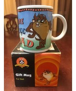 "Tazmanian Devil ""One Cool Dad"" Gift Cup/Mug - Warner Bros Looney Tunes - $19.24"