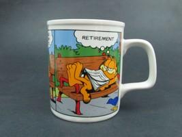 Garfield Comic Coffee / Tea Mug - Vintage 1978 - $8.91
