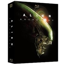 Alien Anthology on Blu-Ray / Prometheus Blu-ray/ DVD/ Digital Copy) - $65.00