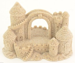 "SAND-DECO Sand Castle Figurine 120 3"" T Collectible Beach Home Decor Wed... - $12.99"