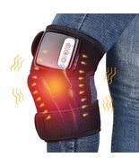 Knee Heating Massager Joint Physiotherapy Quick Effect Electric Pain Rel... - $50.57