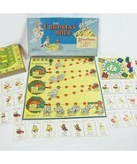 Vintage 1958 The Children's Hour Parker Brothers 3 Games in 1, Each 20 m... - £17.78 GBP