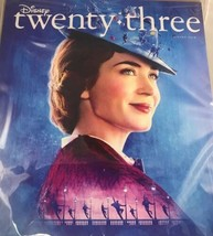 Disney D23 Official Fan Club Winter 2018 Magazine! Mary Poppins! Wreck I... - $28.48