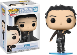 Pop! Animation: Yuri Vinyl 288 - $9.00