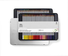 884955064917 w n studio collection 48pc colour pencils  open lid  thumb200