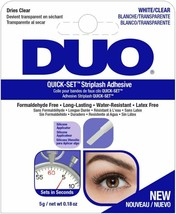 1 Ardell Duo Quick Set Striplash Adhesive White/Clear - 0.18oz/5g - $7.66