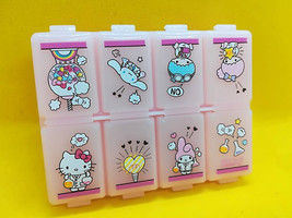 Limited Sale My Melody Medicine Case Collection, Sanrio Japanese 2359 - $10.00