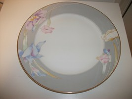 MIKASA FINE CHINA CHARISMA GRAY DINNER PLATE DISH REPLACEMENT - $17.99