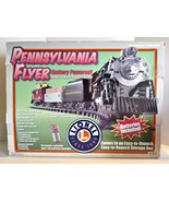 Lionel Pennsylvania Flyer G-Gauge Train Set Battery Powered Working - $109.99