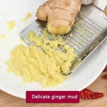 1pcs Ginger Garlic Wasabi Grater Stainless Steel - $13.69+