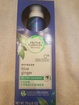 Herbal Essences Refresh Blue Ginger In The Shower Foam Conditioner 6 oz - $15.72