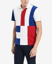 Tommy Hilfiger Men's Colorblocked Morris Polo, MSRP $69 - $34.99