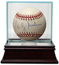 Rudy Giuliani signed Official Major League Baseball w/ Glass Case (Forme... - $148.95