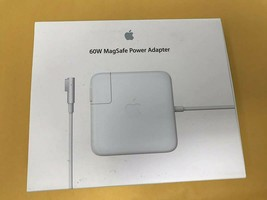 Genuine OEM Apple 60W Magsafe 1 AC Adapter Charger with extension cord - $28.71