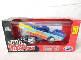 Racing Champions 09800 Funny Car Drag Racing Jerry Caminito 1:24 NHRA 1996 - $30.00