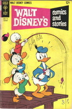 Walt Disney's Comics and Stories Comic Book #325 Gold Key 1968 FINE - $8.79