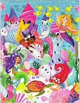Mermaid Locking Journal (Diary Notebook) - $10.00
