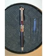 Waterman Harley Davidson Combustion Fountain Pen New In Box 27880 France - $58.40