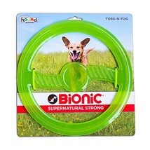 BIONIC Toss N' Tug Durable Tough Medium Fetch Toy for Dogs - $10.30