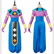 Dragon Ball God of Destruction Beerus Cosplay Costume For Men Boys Custom - $72.00