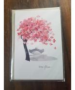 CLEARANCE! 1 LOVE Greeting Card **SIGNATURE* Husband Wife Anniversary Ti... - $0.98
