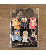 Disney 6PC Pin Lote Duffy Disfraz Olaf Sully Tigger Maléfica Oswald Lots... - $18.76