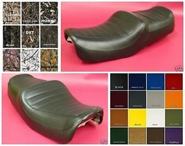 HONDA CB750K Seat Cover Four 1981 1982  CB750  in 25 COLORS & PATTERNS  ... - $52.95